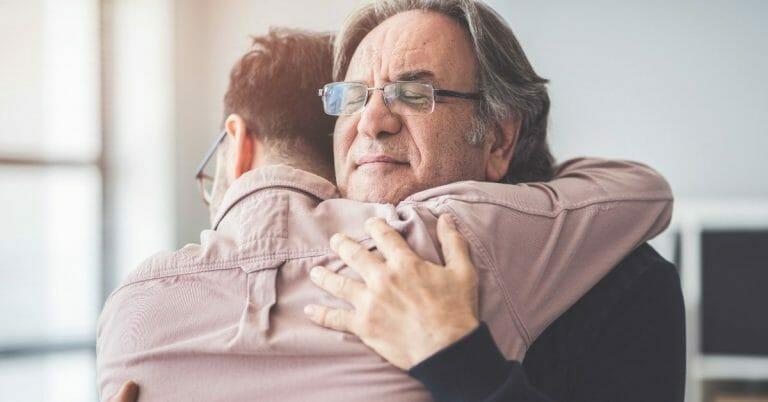 Co mężczyzna może zrobić dla swojego syna?