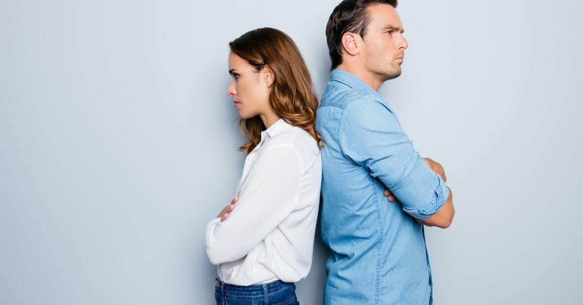 jak postępować w trakcie rozwodu