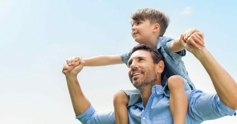Co może zrobić mężczyzna dla swojego dziecka?